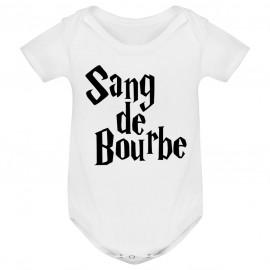 Body bébé Sang de Bourbe