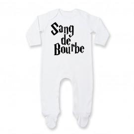 Pyjama bébé Sang de Bourbe