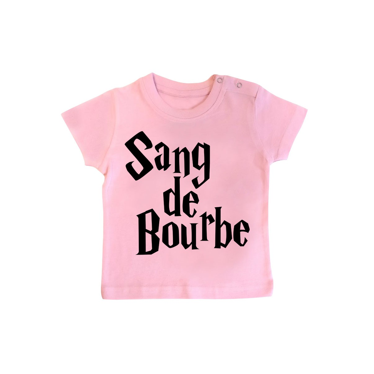 T-Shirt bébé Sang de Bourbe