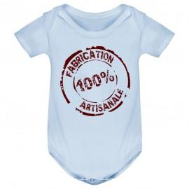 Body bébé Fabrication 100% Artisanale