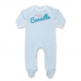 Pyjama bébé P'tite Canaille