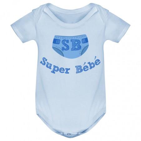 Body bébé Super Bébé ( version garçon )