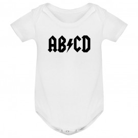 Body bébé AB*CD