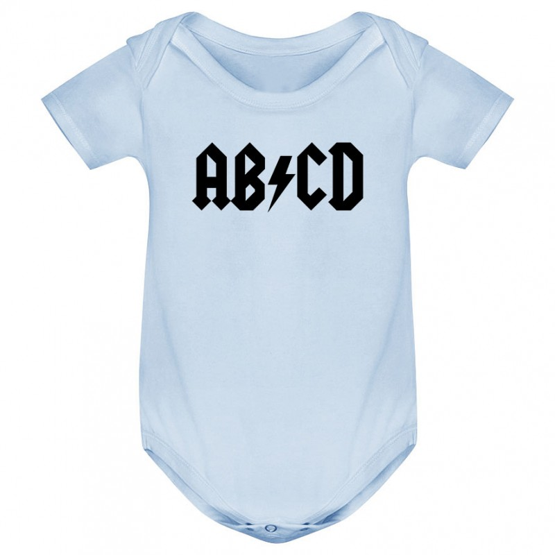 Body bébé AB*CD