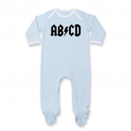 Pyjama bébé AB*CD