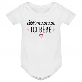 Body bébé Allo maman ici bébé