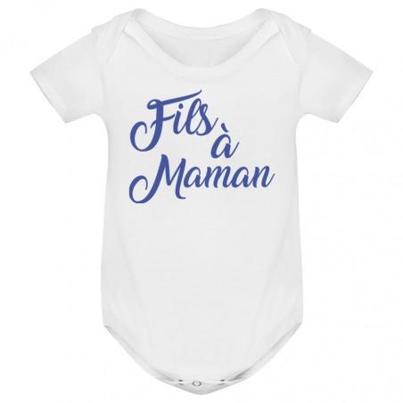 Body bébé Fils à Maman