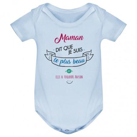 Body bébé Maman dit que je suis le plus BEAU