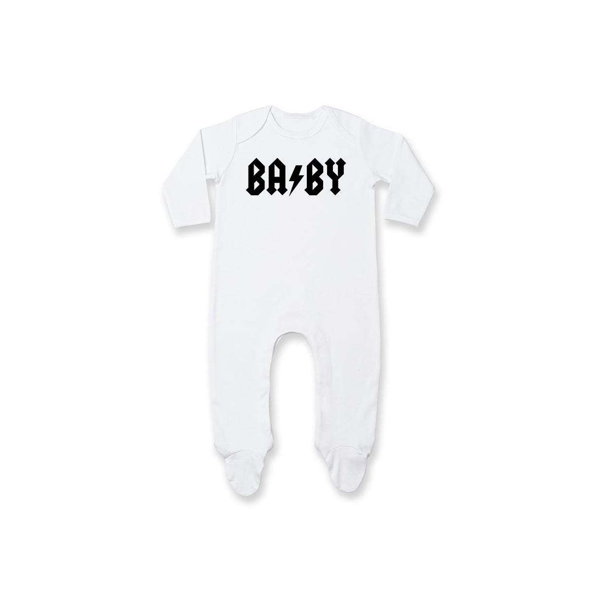 Pyjama bébé BA*BY