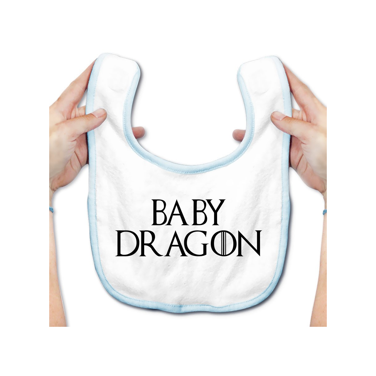 Bavoir bébé Baby dragon