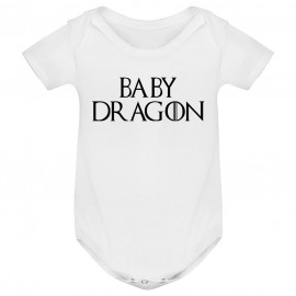 Body bébé Baby dragon