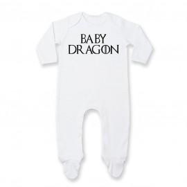 Pyjama bébé Baby dragon
