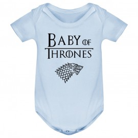 Body bébé Baby of thrones