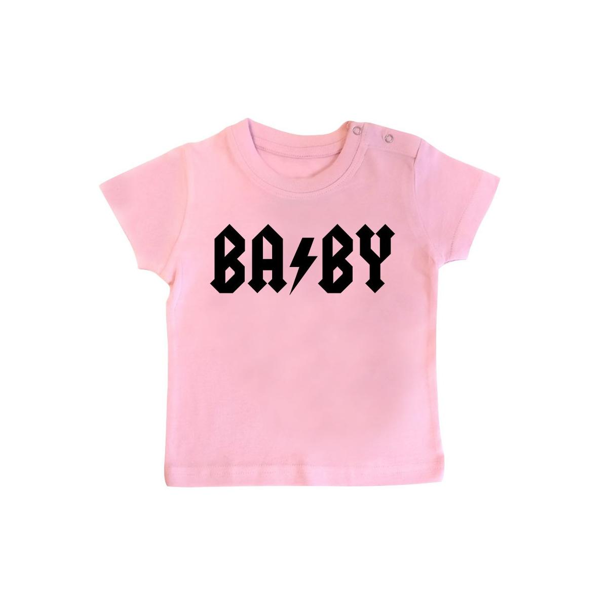 T-Shirt bébé BA*BY