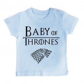 T-Shirt bébé Baby of thrones