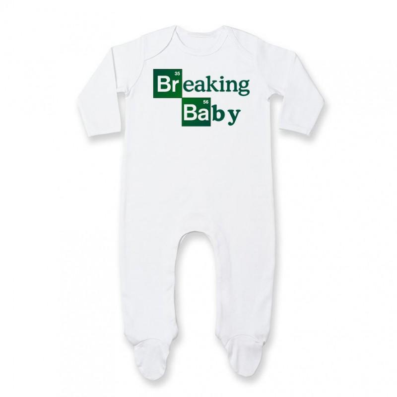 Pyjama bébé Breaking baby