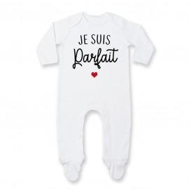 Pyjama bébé Je suis parfait
