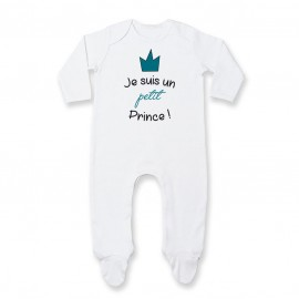 Pyjama bébé Body bébé Je suis un petit prince