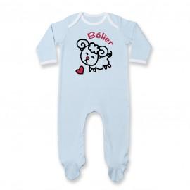 Pyjama bébé Signes Astrologiques : Bélier