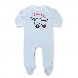 Pyjama bébé Signes Astrologiques : Taureau