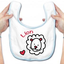 Bavoir bébé Signes Astrologiques : Lion