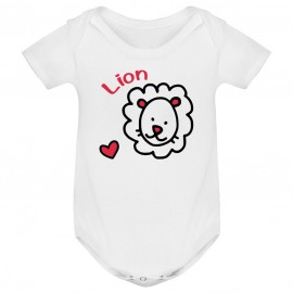 Body bébé Signes Astrologiques : Lion