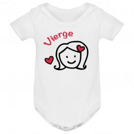 Body bébé Signes Astrologiques : Vierge