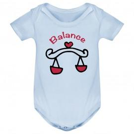 Body bébé Signes Astrologiques : Balance