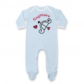 Pyjama bébé Signes Astrologiques : Sagittaire
