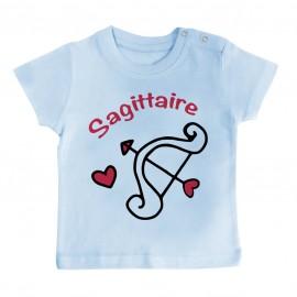 T-Shirt bébé Signes Astrologiques : Sagittaire