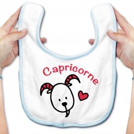 Bavoir bébé Signes Astrologiques : Capricorne