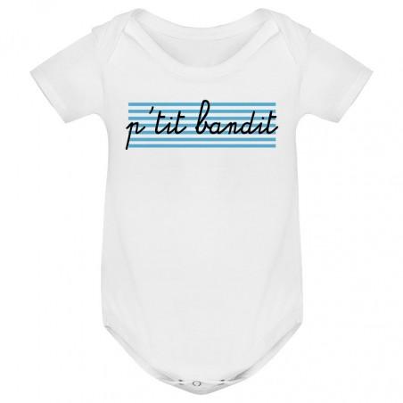 Body bébé P'tit bandit
