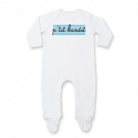 Pyjama bébé P'tit bandit