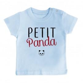 T-Shirt bébé Petit panda