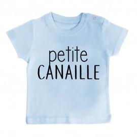 T-Shirt bébé Petite canaille