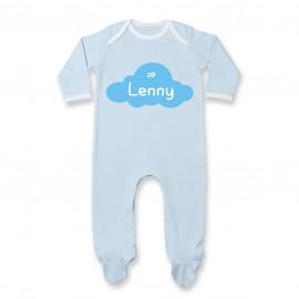 Pyjama bébé personnalisé...