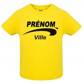 T-shirt bébé Brice de Nice...