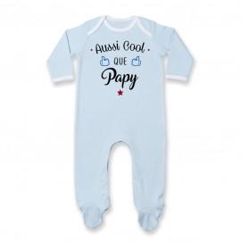 Pyjama bébé Aussi cool que papy