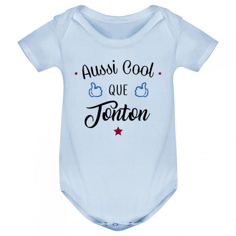 Body bébé Aussi cool que tonton