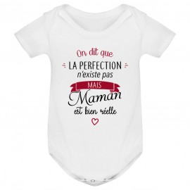 Body bébé Perfection - Maman