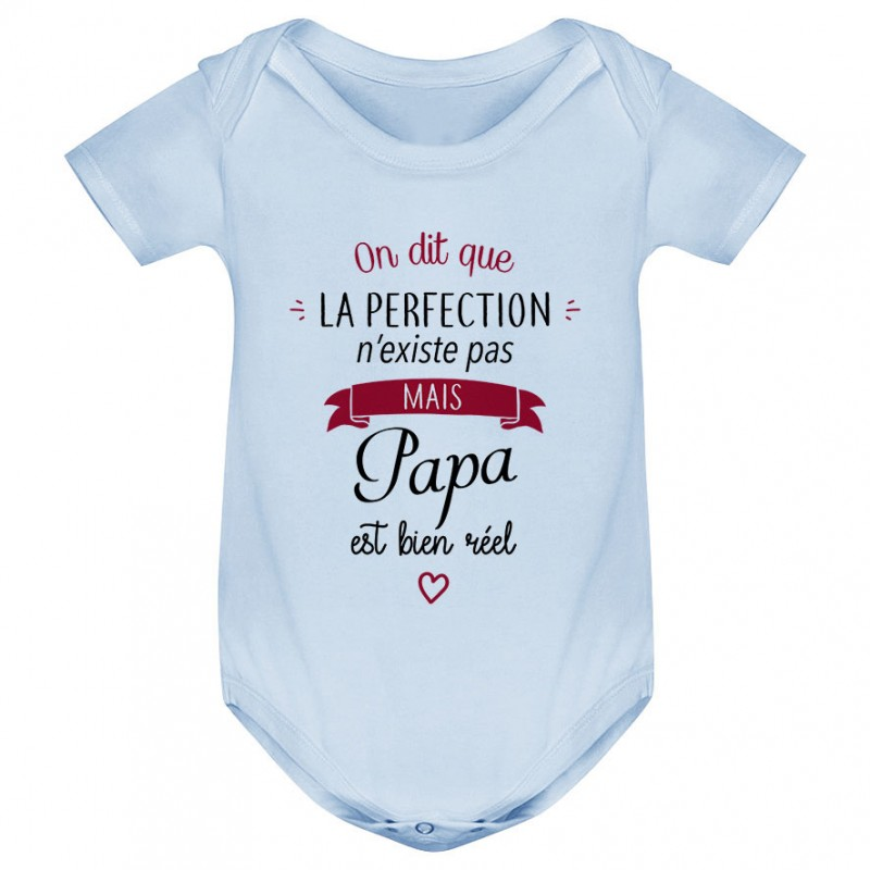 Body bébé Perfection - Papa