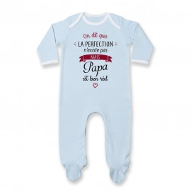 Pyjama bébé Perfection - Papa