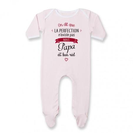 Pyjama bébé Perfection - Papa
