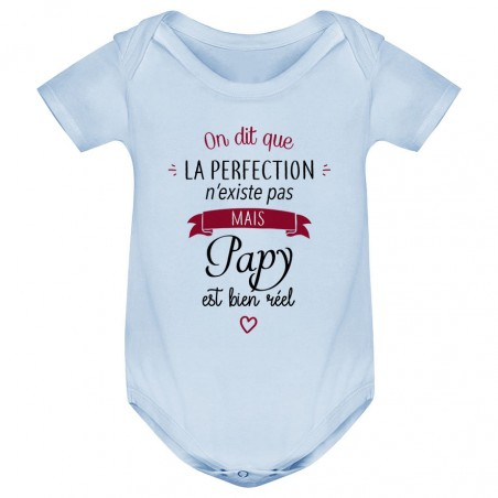Body bébé Perfection - Papy