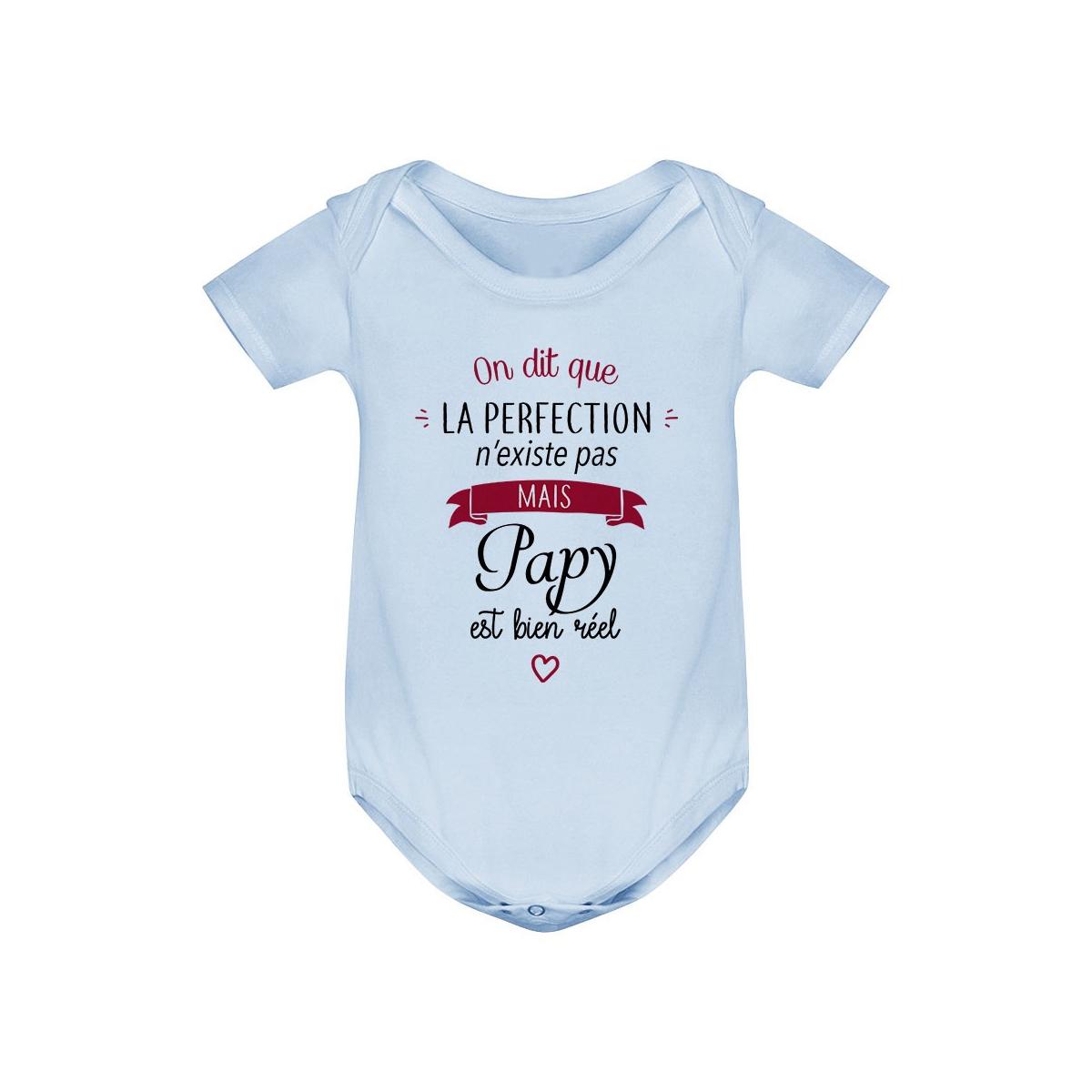 Body bébé Perfection - Papy