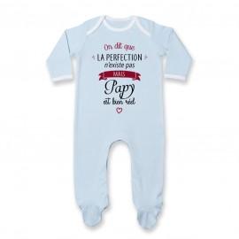 Pyjama bébé Perfection - Papy