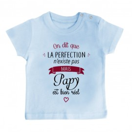 T-Shirt bébé Perfection - Papy