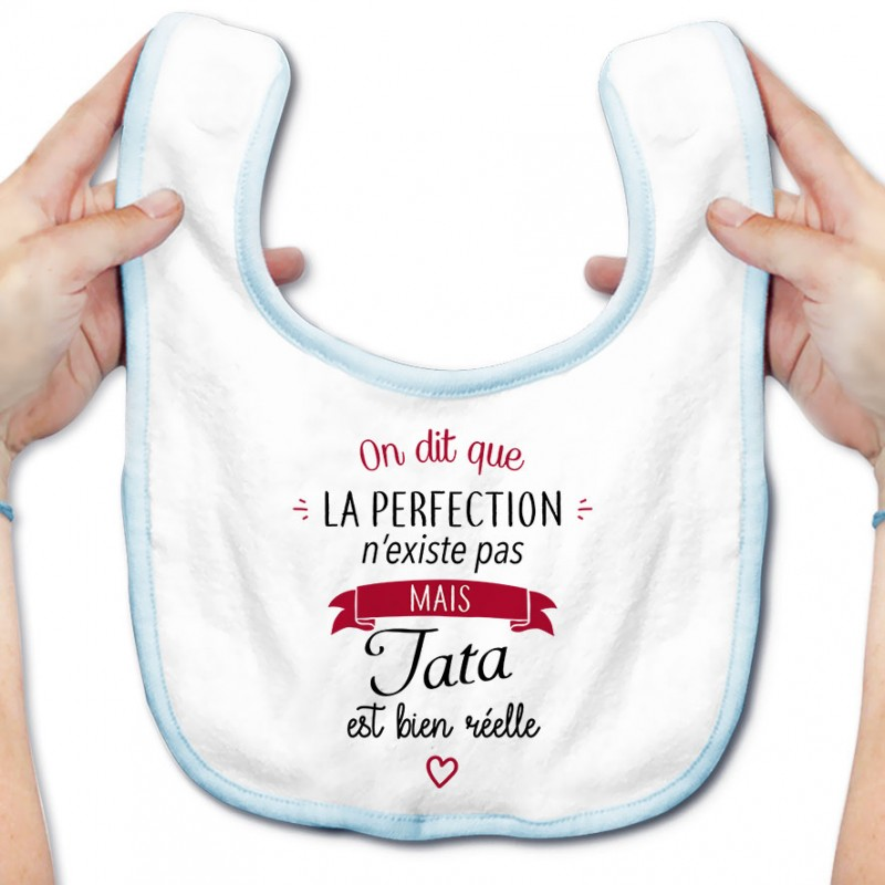 Bavoir bébé Perfection - Tata