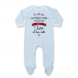 Pyjama bébé Perfection - Tata