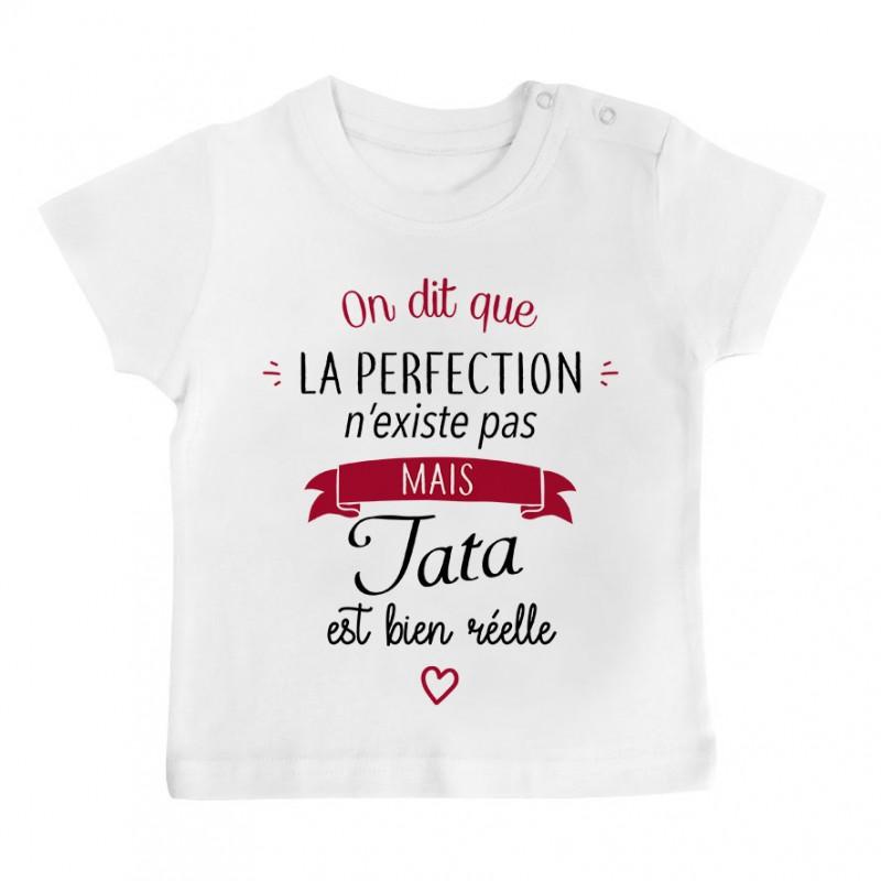 T-Shirt bébé Perfection - Tata